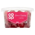 WILTON RED GLACE CHERRIES