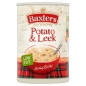 BAXTERS POTATO & LEEK