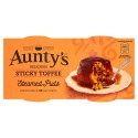 AUNTY''S STICKY TOFFEE STEAMED PUDS