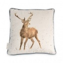 WRENDALE DESIGNS CUSHION STAG
