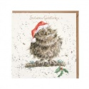 WRENDALE DESIGNS CHRISTMAS OWL