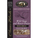 SHROPSHIRE SPICE CO WILD SAGE AND ROAST ONION STUFFING MIX