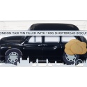 LONDON TAXI TIN FILLED WITH SHORTBREAD BISCUITS