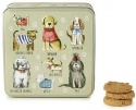 GRANDMA WILD'S EMBOSSED DOGS IN JUMPERS TIN