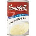 cambells cream of chicken