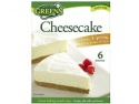 Greens cheese cake mix