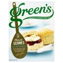 Greens plain sponge mix