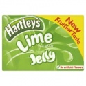 Hartley's jelly lime