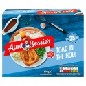 AUNT BESSIES TOAD IN THE HOLE