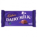 Milk cadbury bar