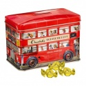 Churchill's london bus toffee