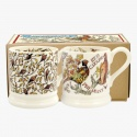 BOX 1/2 PT MUGS ROOSTING PHEASANTS