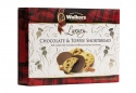 WALKERS CHOCOLATE & TOFFEE SHORTBREAD