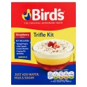 BIRD'S TRIFLE KIT STRAWBERRY FLAVOUR