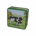GRANDMA COWS IN THE COUNTRY TIN