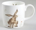 WRENDALE DESIGNS GOOD HARE DAY MUG