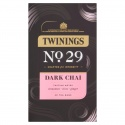 TWININGS DARK CHAI NR.29 40 TEA BAGS