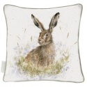 WRENDALE DESIGNS CUSHIONS INTO THE WILD HARE
