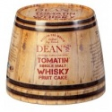 DEAN'S TOMATIN SINGLE MALT WHISKY FRUIT CAKE