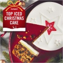ICELAND TOP ICED CHRISTMAS CAKE