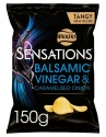 WALKERS SENSATIONS BALSAMIC VINEGAR & CARAMELISED ONION