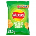 WALKERS PICLED ONION CRISPS