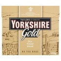 YORKSHIRE GOLD  TEABAGS 80
