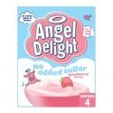 ANGEL DELIGHT STRAWBERRY FLAVOUR NO ADDED SUGAR